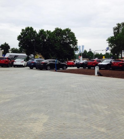 Salon Mazda  – Katowice