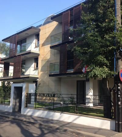 Apartamentowiec Warszawa