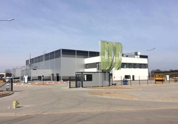Zarecki Foods – budowa hali produkcyjnej w Sieradzu