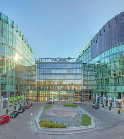 New City Hines – remont powierzchni biurowej